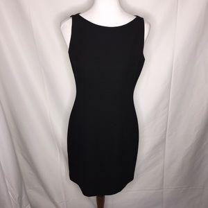 Laundry by Shelli Segal | Black Sheath Dress